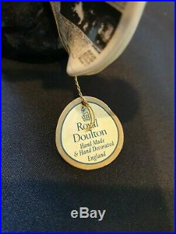 1991 Royal Doulton Character Winston Churchill Toby Jug D6934 Millennu