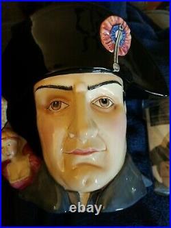 2004 Royal Doulton character jug Napoleon Bonaparte #0059 of 1500