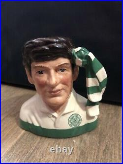 Celtic FC Royal Doulton Supporters Character Jug