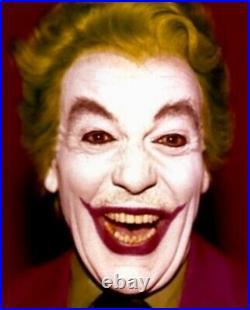 Cesar Romero as BATMANs TV JOKER! RoyalDoulton THE CLOWN CharacterJug D6322
