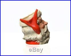 Charming Circa 1983 Royal Doulton D6704 Santa Claus Character Jug