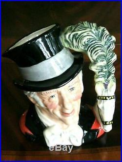 Complete Set 21 Royal Doulton Character Jug Of Years 1991-2011 Plus 2 Bonus Jugs