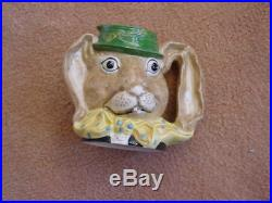Doulton Character Jug March Hare D6776 Alice In Wonderland Char 6 L 1st Qual
