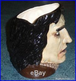 Frankenstein's Monster Character Toby Jug D7052 Royal Doulton Halloween Gift