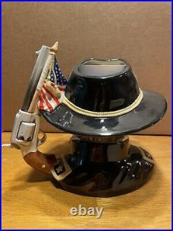 General William Sherman D7295 Large Royal Doulton Character Jug