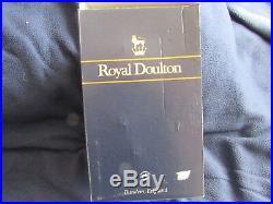 LARGE ROYAL DOULTON CHARACTER MUG JUG WINSTON CHURCHILL D6907 WithBOX
