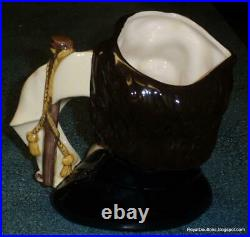 LIMITED EDITION President Abraham Lincoln Royal Doulton Character Toby Jug D6936