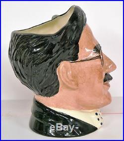 Large Royal Doulton Character Jug Groucho Marx D6710 Perfect
