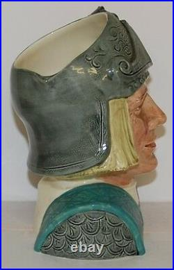 Large Royal Doulton Character Toby Jug St George D6618 Perfect