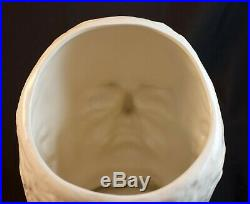 Large Royal Doulton Early White Churchill Character Jug D6170 Great Condition