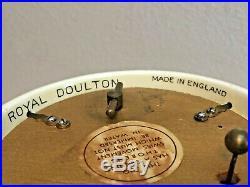 Large Royal Doulton Musical Auld Mac Character Toby Jug