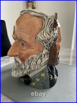 Large Size Prototype Grant & Lee Doulton Character Jug