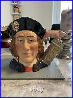 Large Size Richard III Doulton Character Jug
