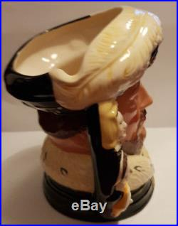 Limited Edition Royal Doulton Character Jug Henry VIII D6888 Double Handle Faces