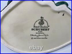 Mib! Royal Doulton 6 Large Toby Character Mug Jug D7056 Schubert