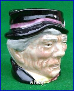 Miniature Royal Doulton Character Jug Paddy D6042 1939 Colourway