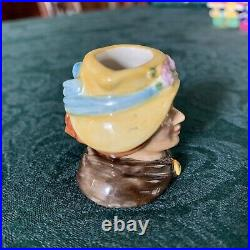Nancy Prototype Royal Doulton Character Jug Tiny Size Excellent Condition
