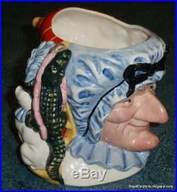 Punch And Judy Royal Doulton Character Toby Jug D6946 LIMITED EDITION GIFT