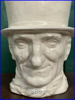 RARE LARGE ROYAL DOULTON JOHN PEEL PROTOTYPE JUG D6130 Toby Character Jug
