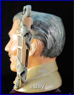 RARE Royal Doulton Character Jug Clark GableD6709 RARE