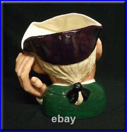 ROYAL DOULTON Ard of Earing D6588 Large Character Jug Retired 1967