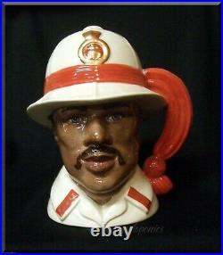ROYAL DOULTON Bahamas Policeman Large Character Jug D6912 Special Edition