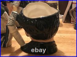 ROYAL DOULTON CELEBRITY COLLECTION GROUCHO MARX character mug jug porcelain