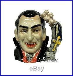 ROYAL DOULTON D7053 Large Character Jug 1997 Character Jug of the Year