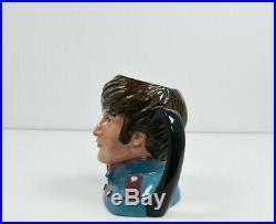 Rare Beatles John Lennon Royal Doulton Character Jug D 6725