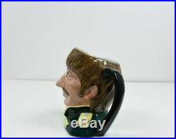 Rare Beatles Ringo Starr Royal Doulton Character Jug D 6726