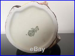 Rare Large Royal Doulton Character Jug The Pearly Boy V3 Brown Buttons c1947