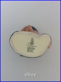 Rare Royal Doulton ARD of EARING Miniature Character Jug D6594