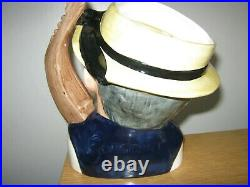 Rare Royal Doulton Gondolier Large Character Jug