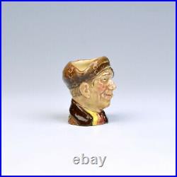 Rare Royal Doulton Pearly Boy Miniature Character Jug