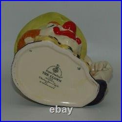 Rare Royal Doulton The Clown Large Size Character Jug D6834