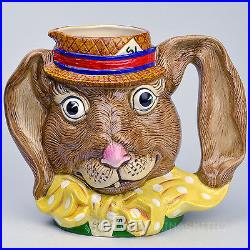 Rare Royal Doulton'march Hare' Prototype Character Jug