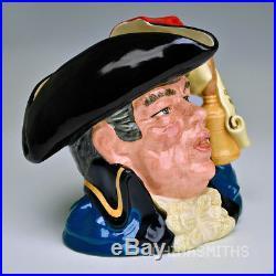 Rare Royal Doulton'town Crier' Prototype Character Jug