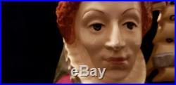 Royal Doulton 400th Anniversary Spanish Armada Character Jug Queen Elizabeth I