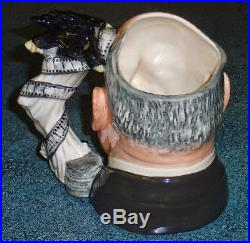 Royal Doulton ALFRED HITCHCOCK Character Jug D6987 / c1995 1st Quality Excellent