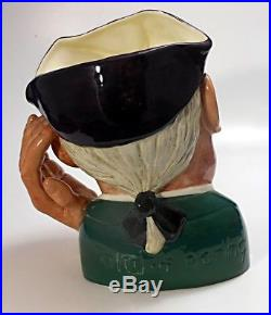 Royal Doulton'ARD OF'EARING Large Character Jug #D6588, 1964-1967