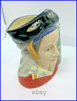 Royal Doulton Anne of Cleves Large Character Jug