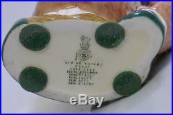 Royal Doulton'Ard Of'Earing D 6594 Mini Character Jug