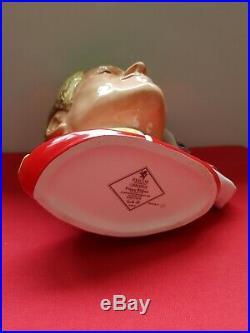 Royal Doulton Artist Tim Potts Character jug of Prince William Ltd 500