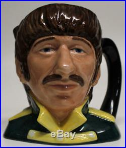 Royal Doulton Beatles Sgt Peppers Character Jugs Set-1984-John/Paul/George/Ringo