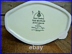 Royal Doulton Beatles Toby Jug John Lennon 1984 D6725 Character Jug
