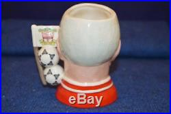 Royal Doulton''Bill Shankly'' Liverpool FC Character Toby Jug D6914 USC RD8012