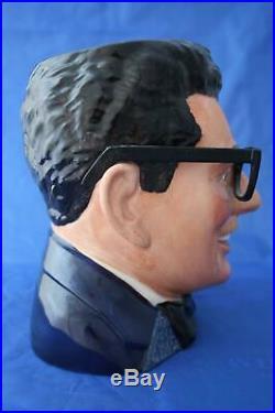 Royal Doulton Buddy Holly D7100 Ltd Ed Character Jug
