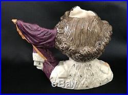 Royal Doulton CHARACTER JUGQUEEN ELIZABETH & KING GEORGE VI CORONATION #28/1000