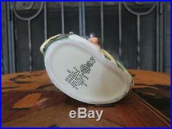 Royal Doulton Capt Hook Small Toby Mug Character Jug D6601 Henk/Biggs (1965-71)