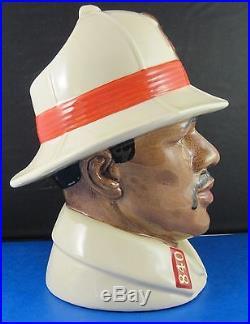 Royal Doulton Character Jug Bahamas Policeman D6912
